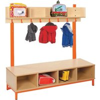 Cloakroom 3 . Find Loads More Colours, Materials & Styles Online - Buy Office Furniture Online