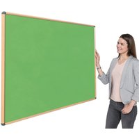 Shield Design Wood Effect Noticeboards. Find Loads More Colours, Materials & Styles Online - Buy Office Furniture Online