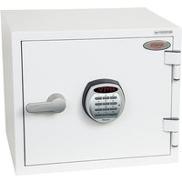 Phoenix Titan Fs1281e Fire Safe With Electronic Lock (19ltrs). Find Loads More Colours, Materials & Styles Online - Buy Offi
