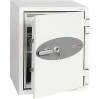 Phoenix Fire Fighter Fs0441k Fire Safe With Key Lock (63ltrs). Find Loads More Colours, Materials & Styles Online - Buy Offi