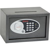 Phoenix Vela Ss0801ed Deposit Safe With Electronic Lock (10ltrs). Find Loads More Colours, Materials & Styles Online - Buy Offic