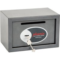 Phoenix Vela Ss0801kd Deposit Safe With Key Lock (10ltrs). Find Loads More Colours, Materials & Styles Online - Buy Office F