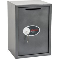 Phoenix Vela Ss0804kd Deposit Safe With Key Lock (51ltrs). Find Loads More Colours, Materials & Styles Online - Buy Office F
