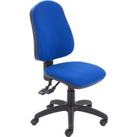 Blue Serene 2 Lever Syncro Operator Chair. Find Loads More Colours, Materials & Styles Online - Buy Office Furniture Online