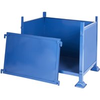 Detachable Pallets With Steel Sides. Find Loads More Colours, Materials & Styles Online - Buy Office Furniture Online