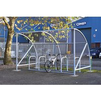 Dudley Cycle Shelter. Find Loads More Colours, Materials & Styles Online - Buy Office Furniture Online