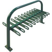 Double Sided Scooter Rack. Find Loads More Colours, Materials & Styles Online - Buy Office Furniture Online