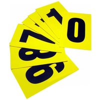 Self Adhesive Number 230mm High (Single). Find Loads More Colours, Materials & Styles Online - Buy Office Furniture Online