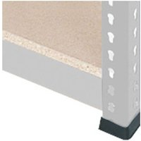 Rapid 1 Standard Duty Chipboard Shelf (Grey). Find Loads More Colours, Materials & Styles Online - Buy Office Furniture Onli