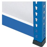 Rapid 1 Standard Duty Melamine Shelf (Blue). Find Loads More Colours, Materials & Styles Online - Buy Office Furniture Onlin