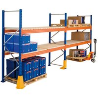 Multi Level Pallet Racking Kits. Find Loads More Colours, Materials & Styles Online - Buy Office Furniture Online
