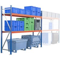 Rapid Span Standard Shelving Starter Bay. Find Loads More Colours, Materials & Styles Online - Buy Office Furniture Online