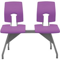 Se Beam Seating With 2 Seats. Find Loads More Colours, Materials & Styles Online - Buy Office Furniture Online