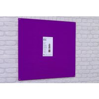 Highlight Flame Shield Unframed Noticeboard. Find Loads More Colours, Materials & Styles Online - Buy Office Furniture Online