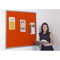 Highlight Flame Shield Aluminium Noticeboards. Find Loads More Colours, Materials & Styles Online - Buy Office Furniture Onl