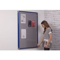 Smartshield Tamperproof Noticeboard. Find Loads More Colours, Materials & Styles Online - Buy Office Furniture Online
