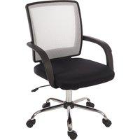 Strum Mesh Back Operator Chair (White)