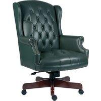 Chairman Swivel Chair Green, Green