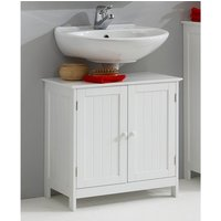 Product photograph showing Sweden4 Modern Bathroom Vanity Without Wash Basin