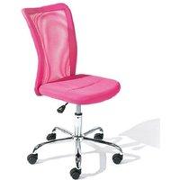 Bonnie Pink Colour Children Office Chair