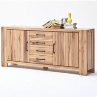 Sussex Sideboard In Solid Wid Oak With Drawers