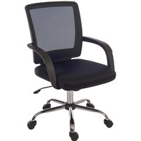 Product photograph showing Fenton Home And Office Chair In Black