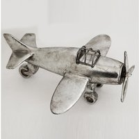 Product photograph showing Airplane Sculpture