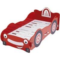 Racing Car Junior Bed