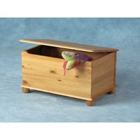 image-Sol Blanket Or Toy Box In Antique Pine