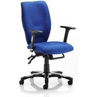 Sierra Blue office Chair