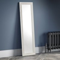 Allegro Dressing Mirror In White