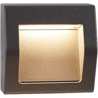 image-Ankle Small Outdoor LED Lighting In Dark Grey