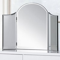 Ascot Curved Dressing Table Mirror