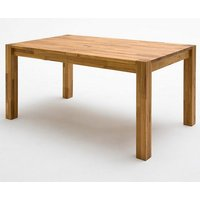 Austria Extendable Dining Table Extra Large In Beech Heartwood