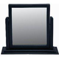 Ayr Dressing Mirror With Crabon Frame