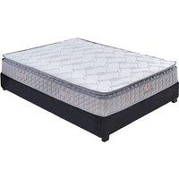Product photograph showing Body And Soul Vitality Pillow Pu Foam King Size Mattress
