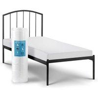 Product photograph showing Comfy Roll Reflex Foam Core Single Mattress