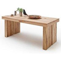 Dublin 220cm Wooden Dining Table in Solid Wild Oak