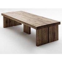 Dublin 400cm Wooden Dining Table in Solid Bassano Oak