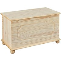 Emel Wooden Childrens Toy Box In Natural