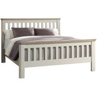 Empire Painted Wooden Single Bed