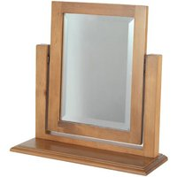 Herndon Dressing Table Mirror In Lacquered Frame