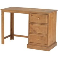 Herndon Wooden Dressing Table In Lacquered