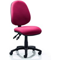 Luna II Office Chair In Ginseng Chilli