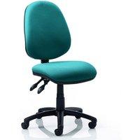 Luna II Office Chair In Maringa Teal