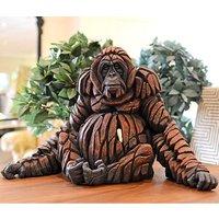 Product photograph showing Maia Edge Orangutan Sculpture