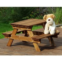 Product photograph showing Nepta Kids 4 Seater Picnic Set