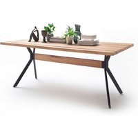 Norwich Wooden Extra Large Dining Table Rectangular In Wild Oak