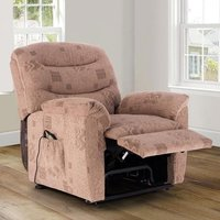 Regency Rise And Recline Chair In Wheat