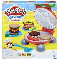 Play-Doh Burger Party, mehrfarbig